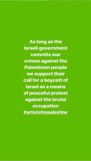 Artists for Palestine