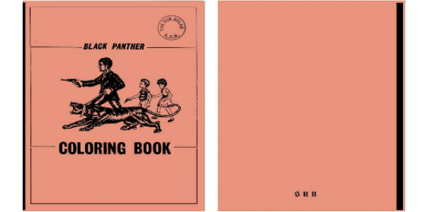 Black Panther Coloring Book v2